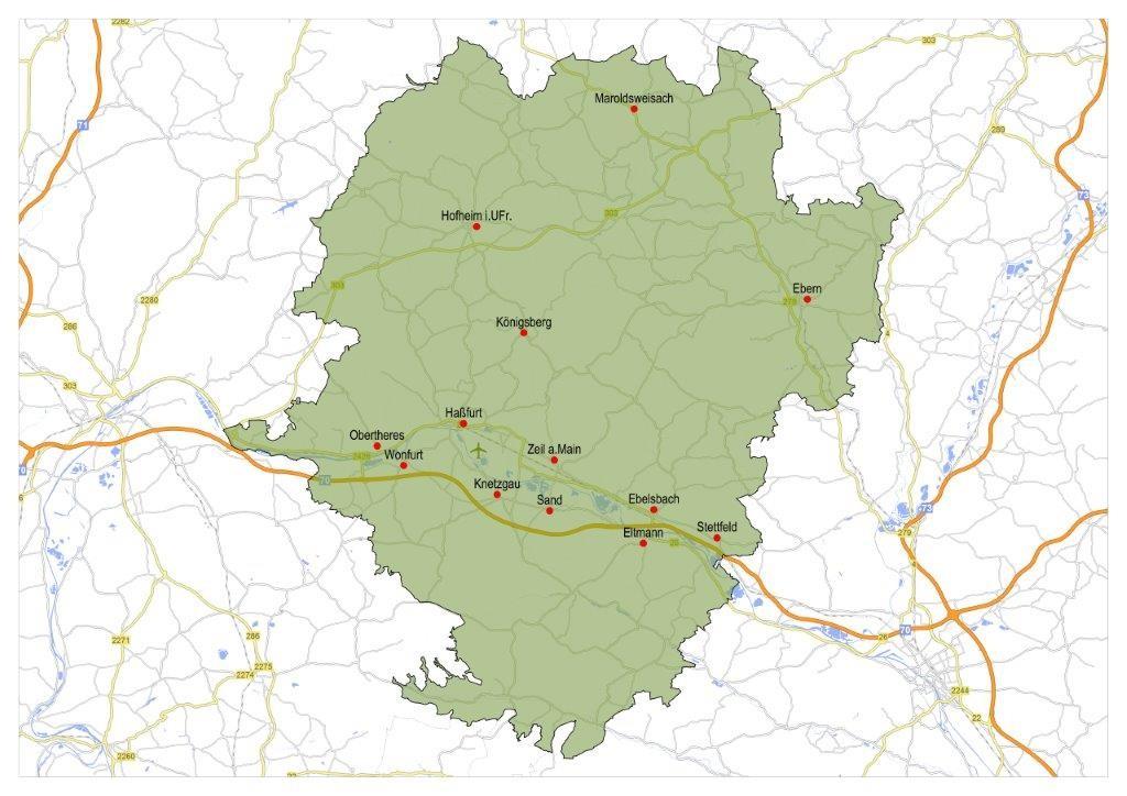 24 Stunden Pflege durch polnische Pflegekräfte in Haßberge