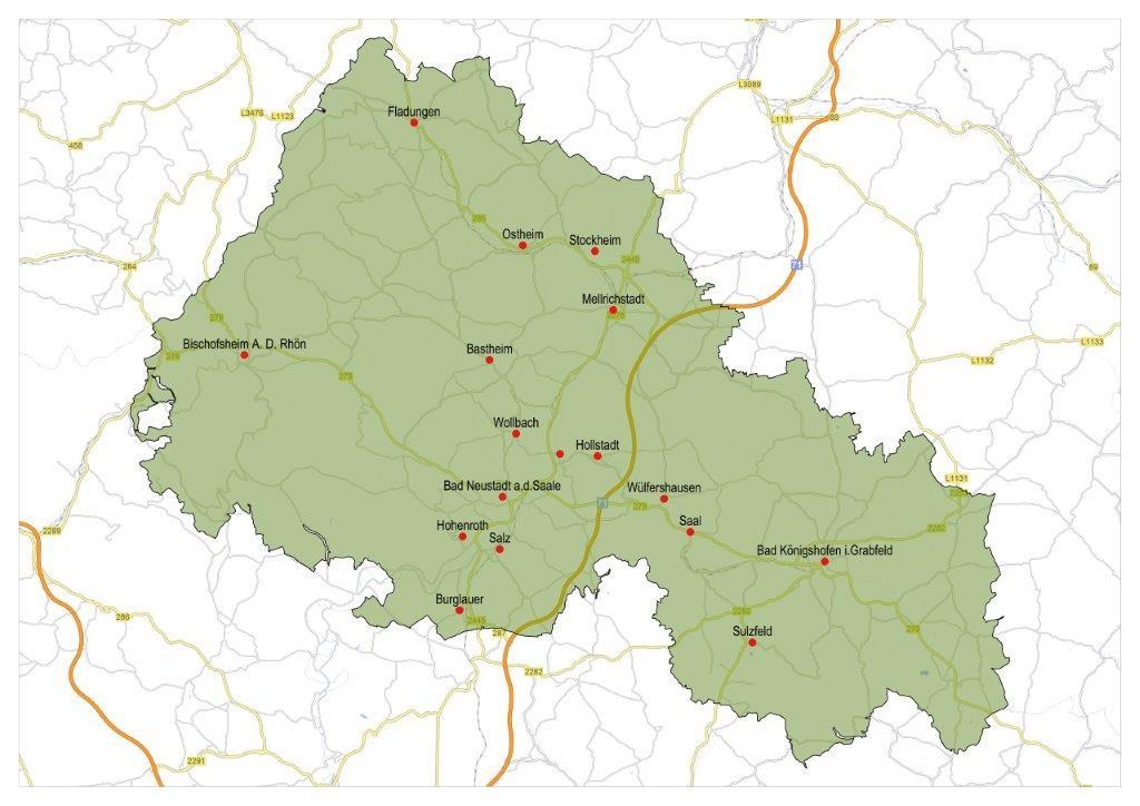 24 Stunden Pflege durch polnische Pflegekräfte in Rhön Grabfeld